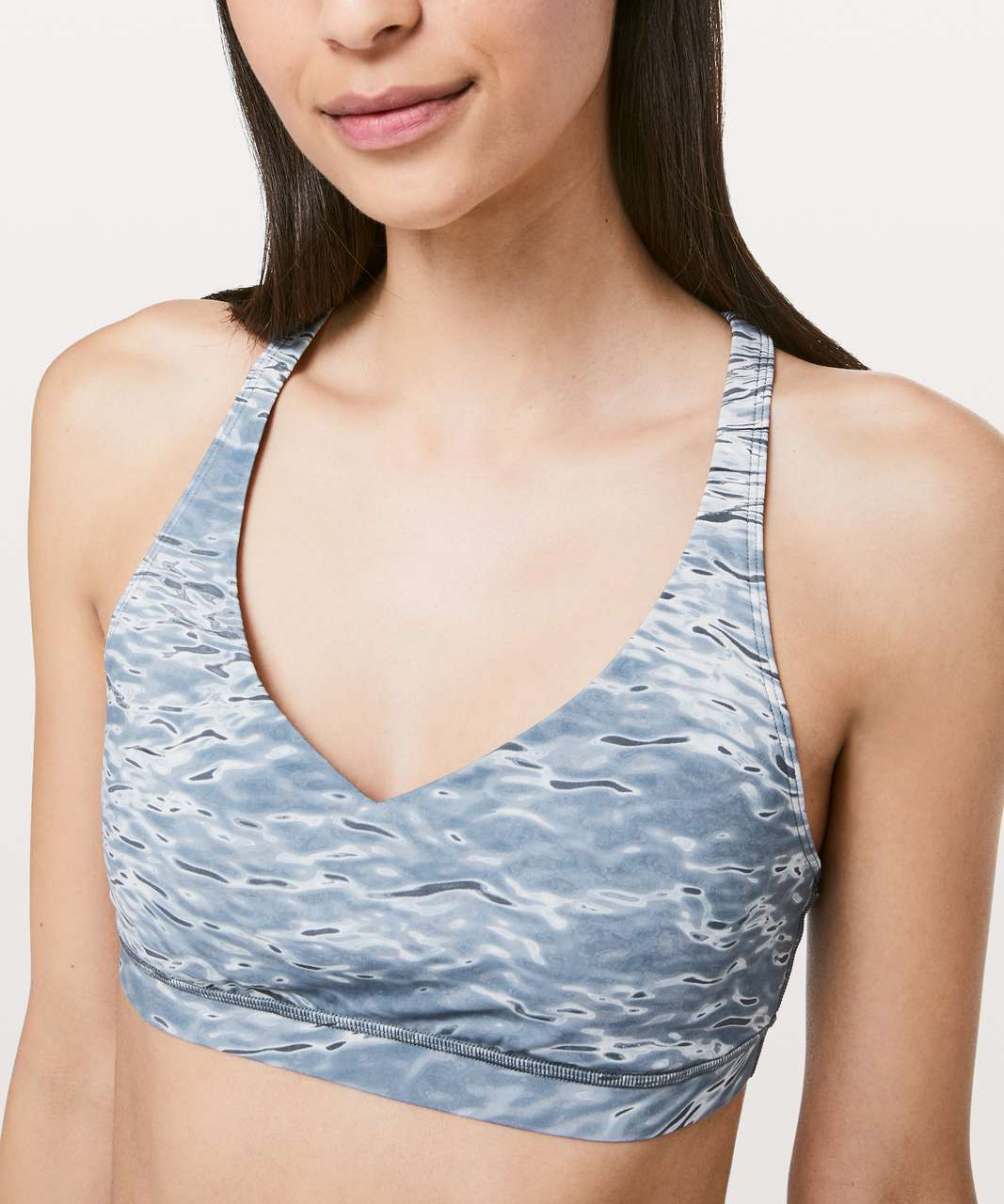 Lululemon Arise Bra *lululemon lab - Dawn Blue Multi