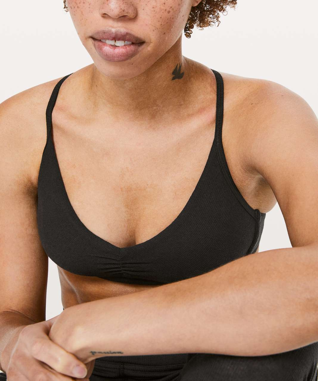 Lululemon Still Bralette *lululemon lab - Black