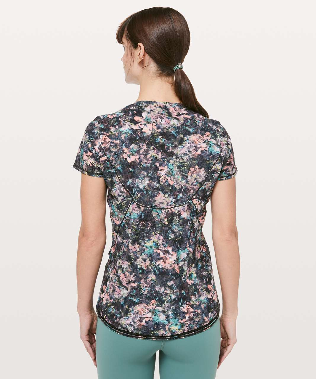 Lululemon Into the Sun Short Sleeve - Dappled Daze Multi