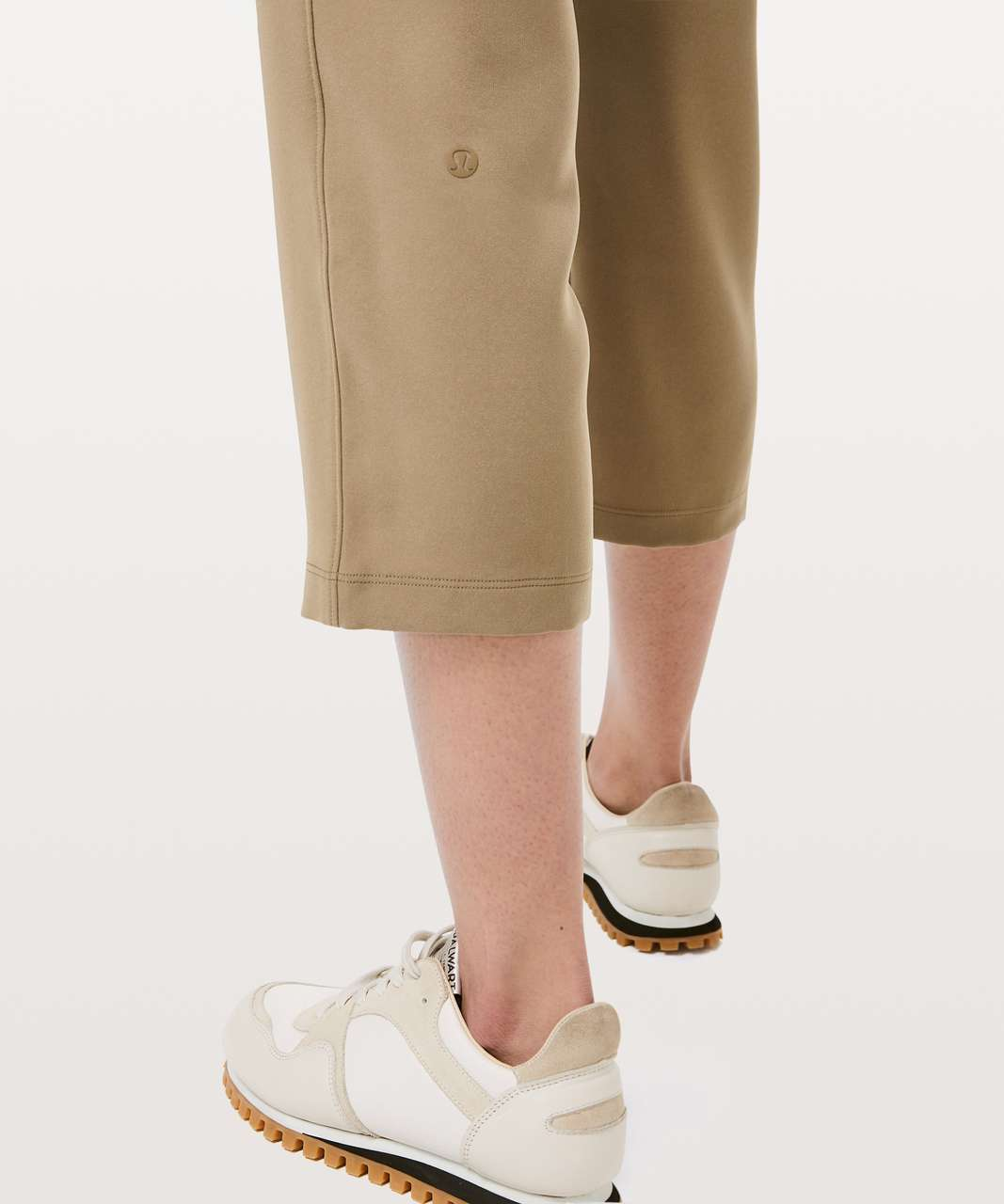 """Lululemon On The Fly Crop *Woven 23"""" - Frontier"""
