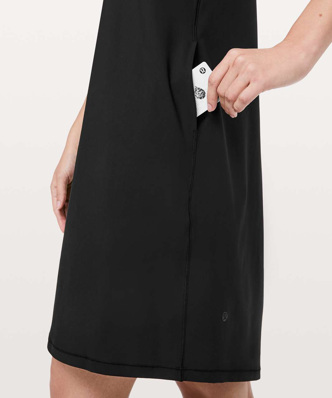 Lululemon Early Morning Dress - Black