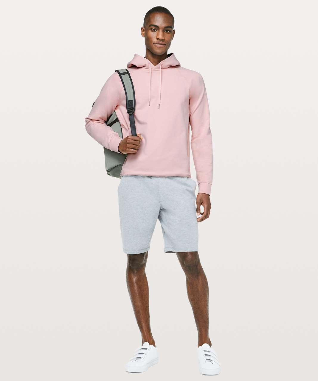 Lululemon City Sweat Pullover Hoodie - Seashell