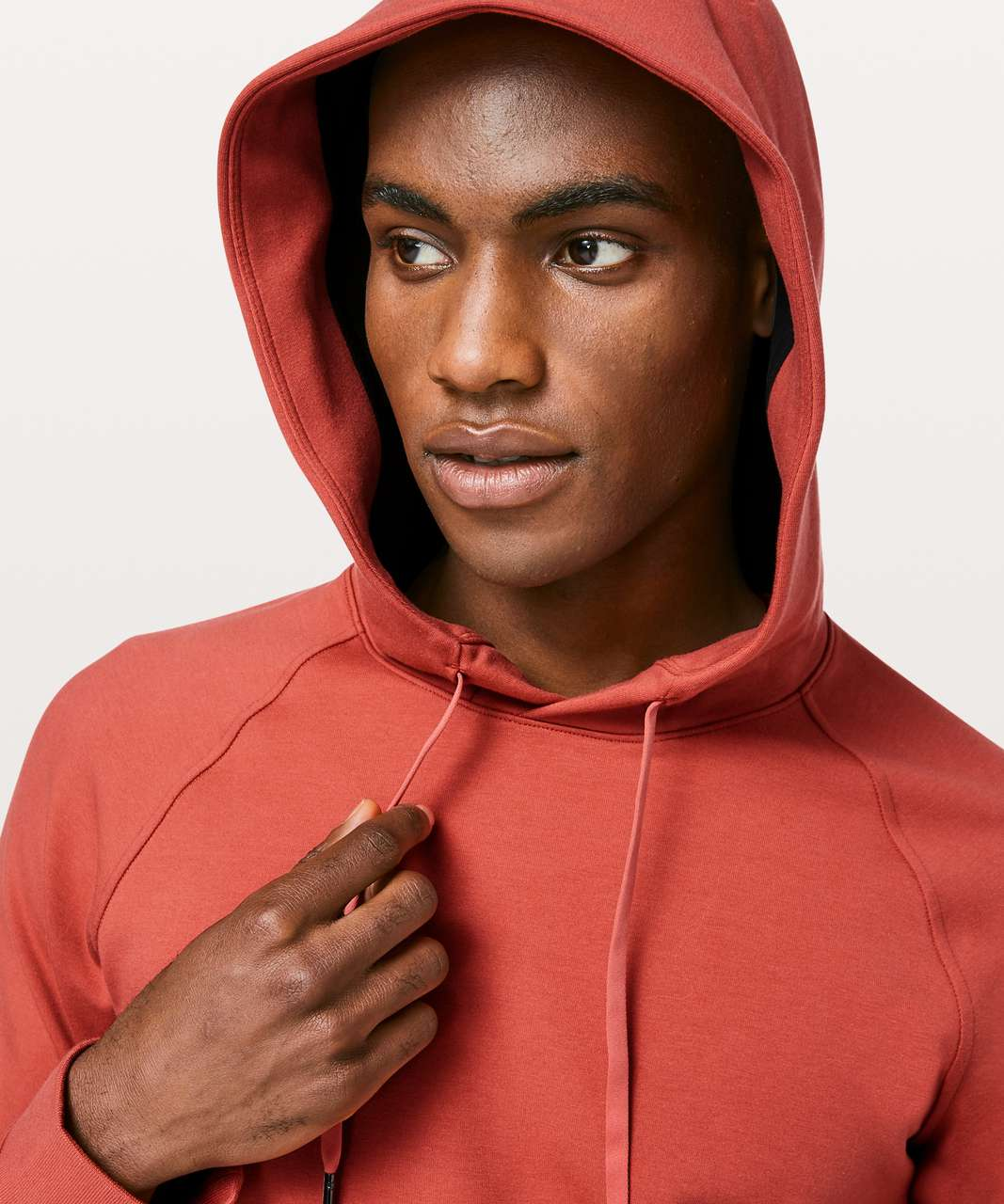 Lululemon City Sweat Pullover Hoodie - Vintage Vermillion