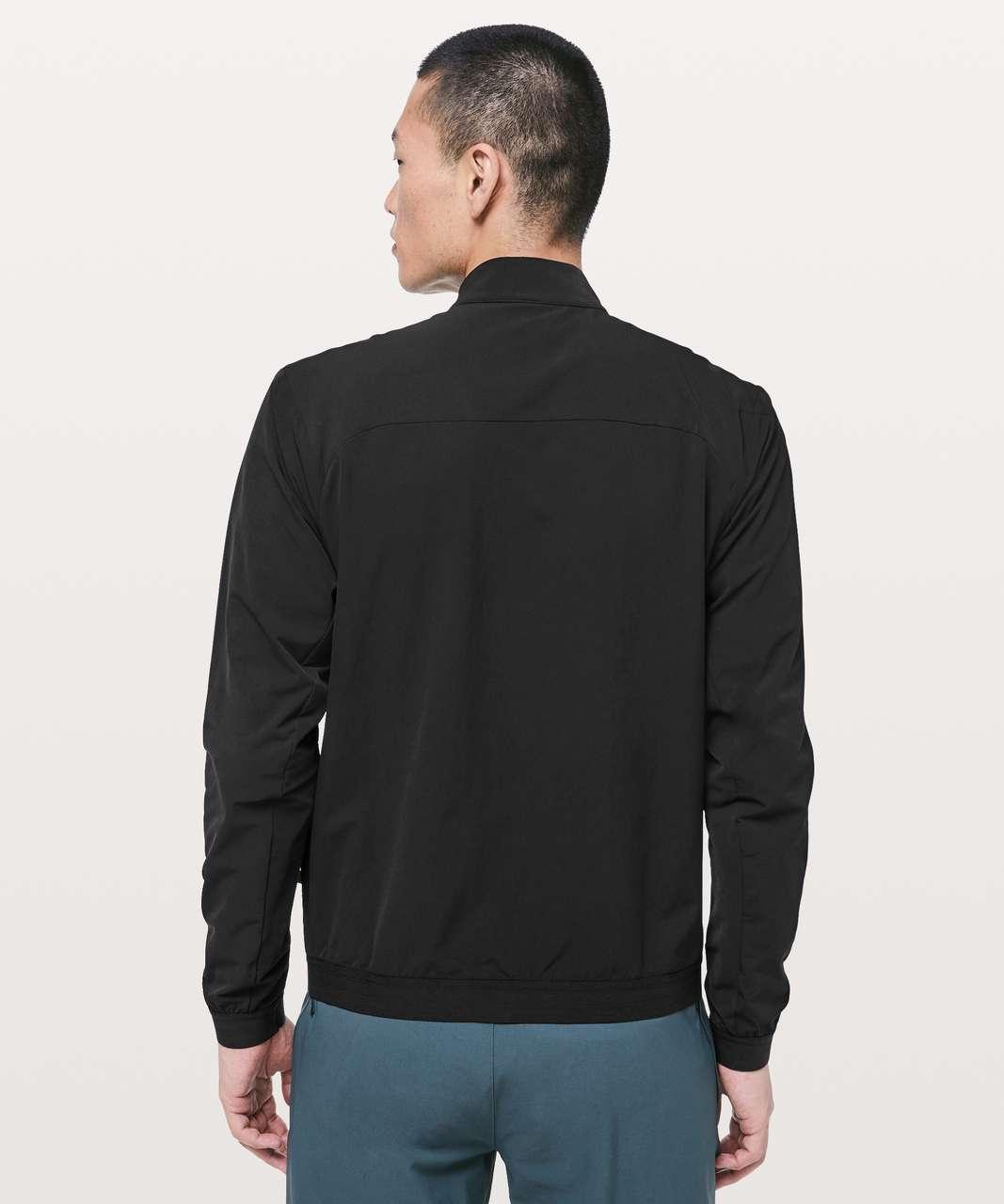 Lululemon Accedo Track Jacket *lululemon Lab - Black