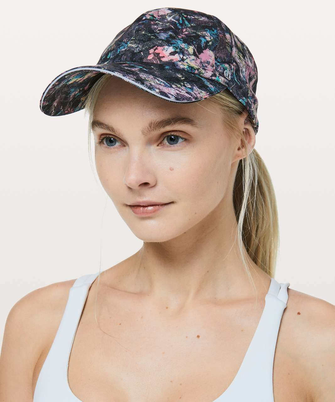Lululemon Baller Hat Run - Dappled Daze Multi