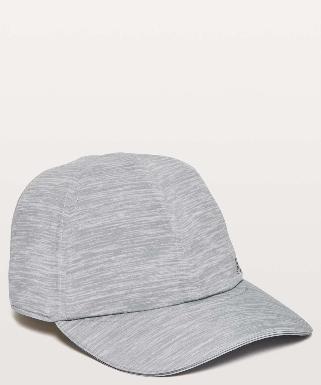 Lululemon Lightspeed Run Hat - Heather Allover Sea Salt Light Cast