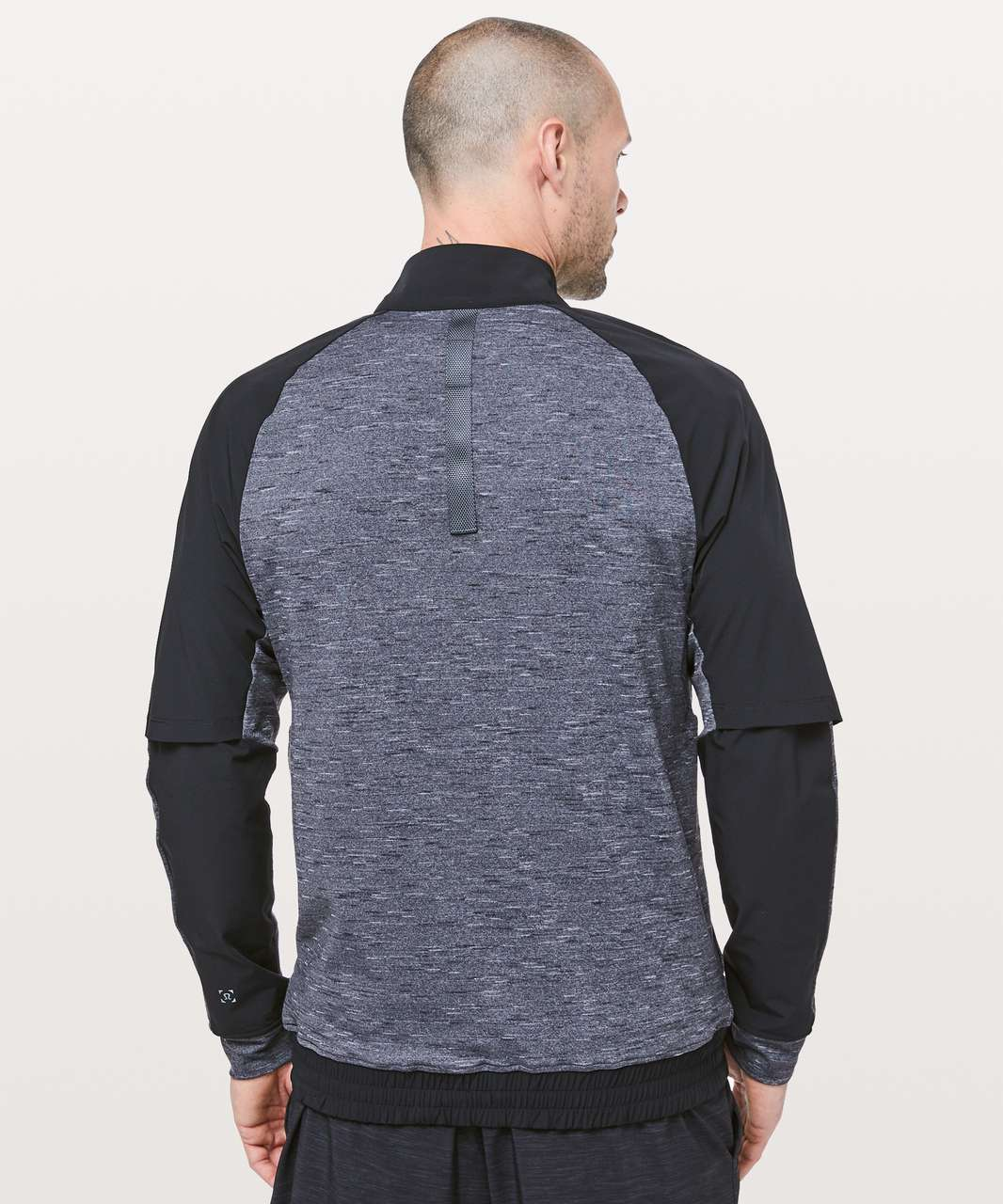 Lululemon Train On Site 1/2 Zip - Black