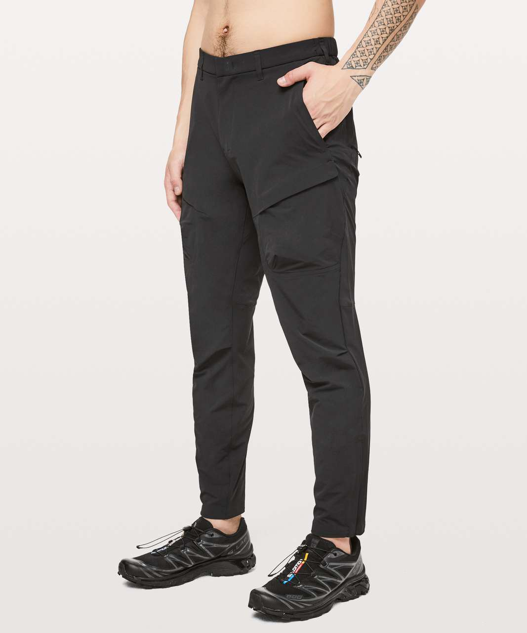 Lululemon Caldus Cargo Pant *lululemon lab - Black