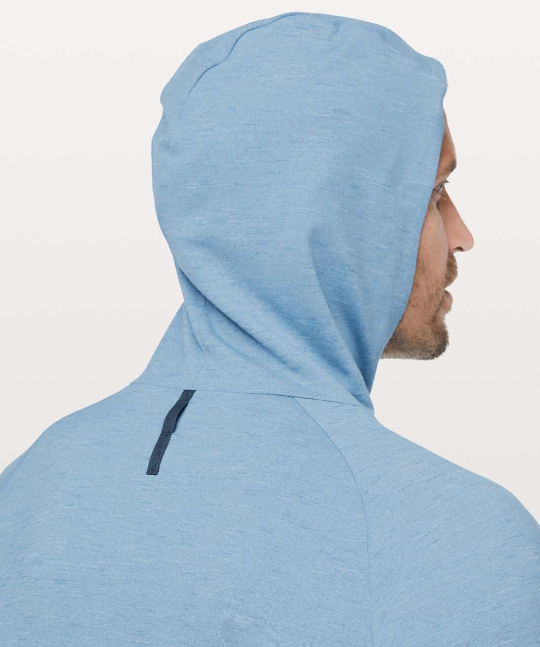 Lululemon Out Of Bounds Hoodie - Heathered Utility Blue
