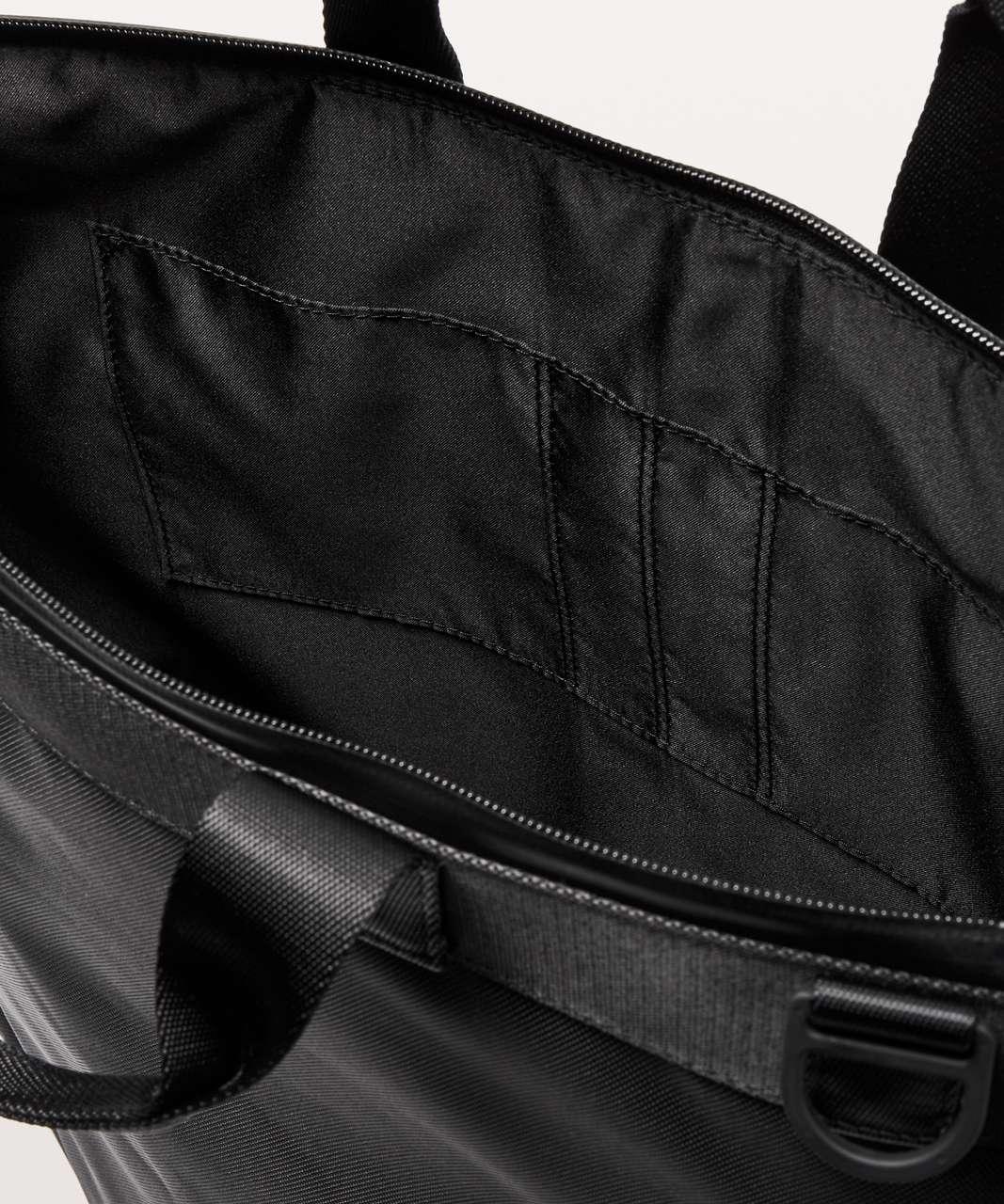 Lululemon Commission Bag *20L - Black