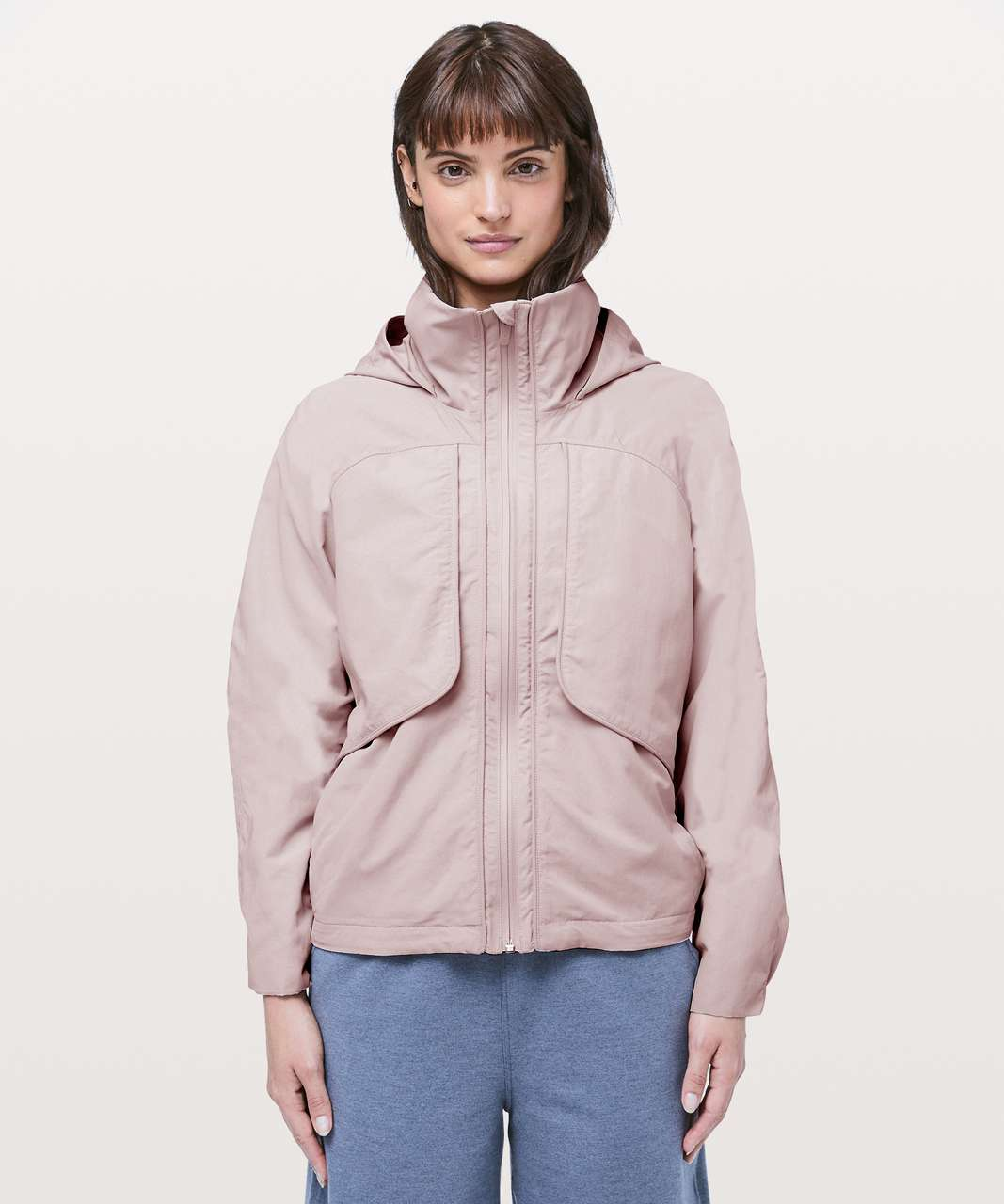 Lululemon Always Effortless Jacket - Pink Bliss