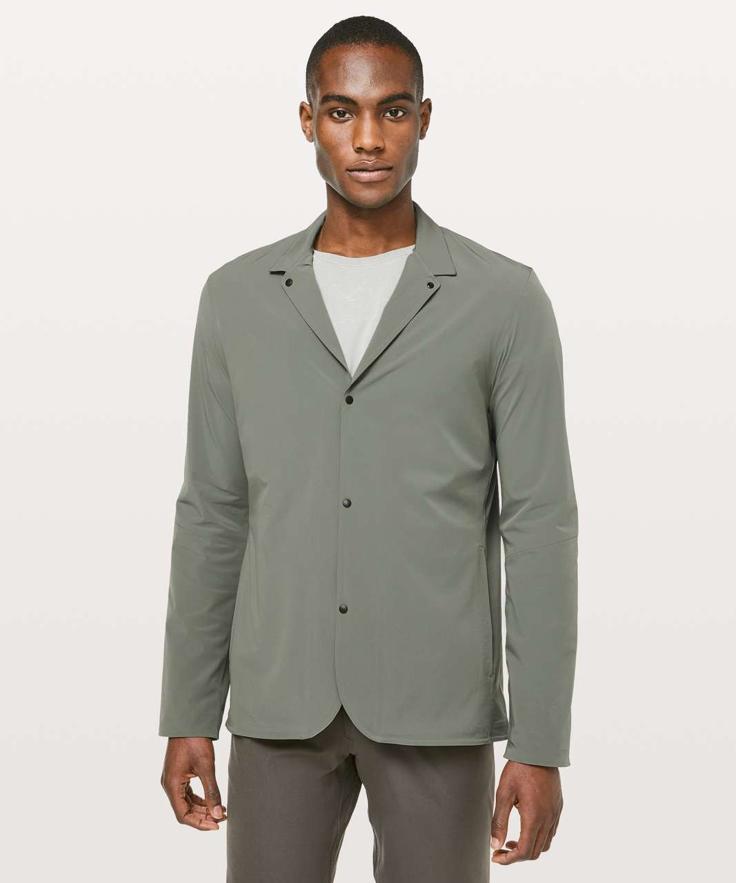 Lululemon Parkway Light Blazer - Grey Sage