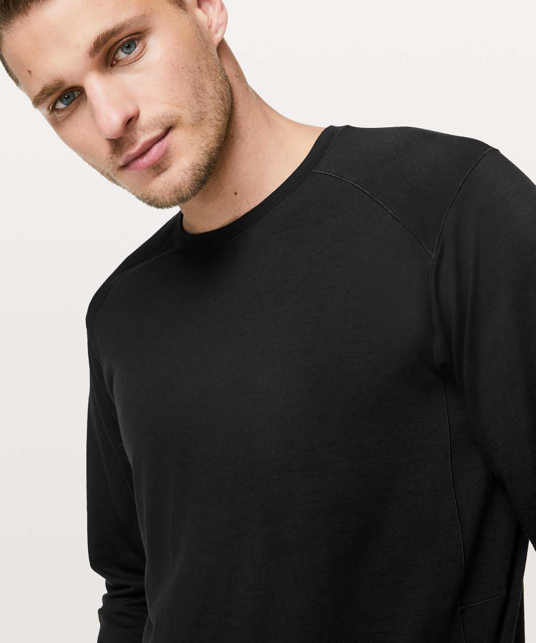 Lululemon Diffract Long Sleeve *lululemon Lab - Black