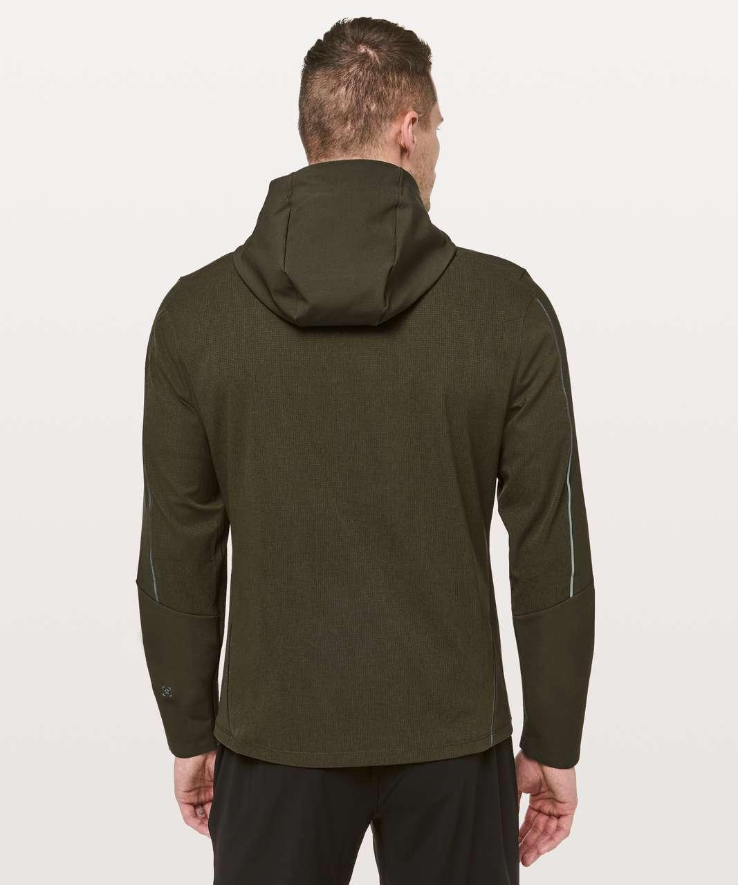 Lululemon Warp Lite Jacket - Dark Olive
