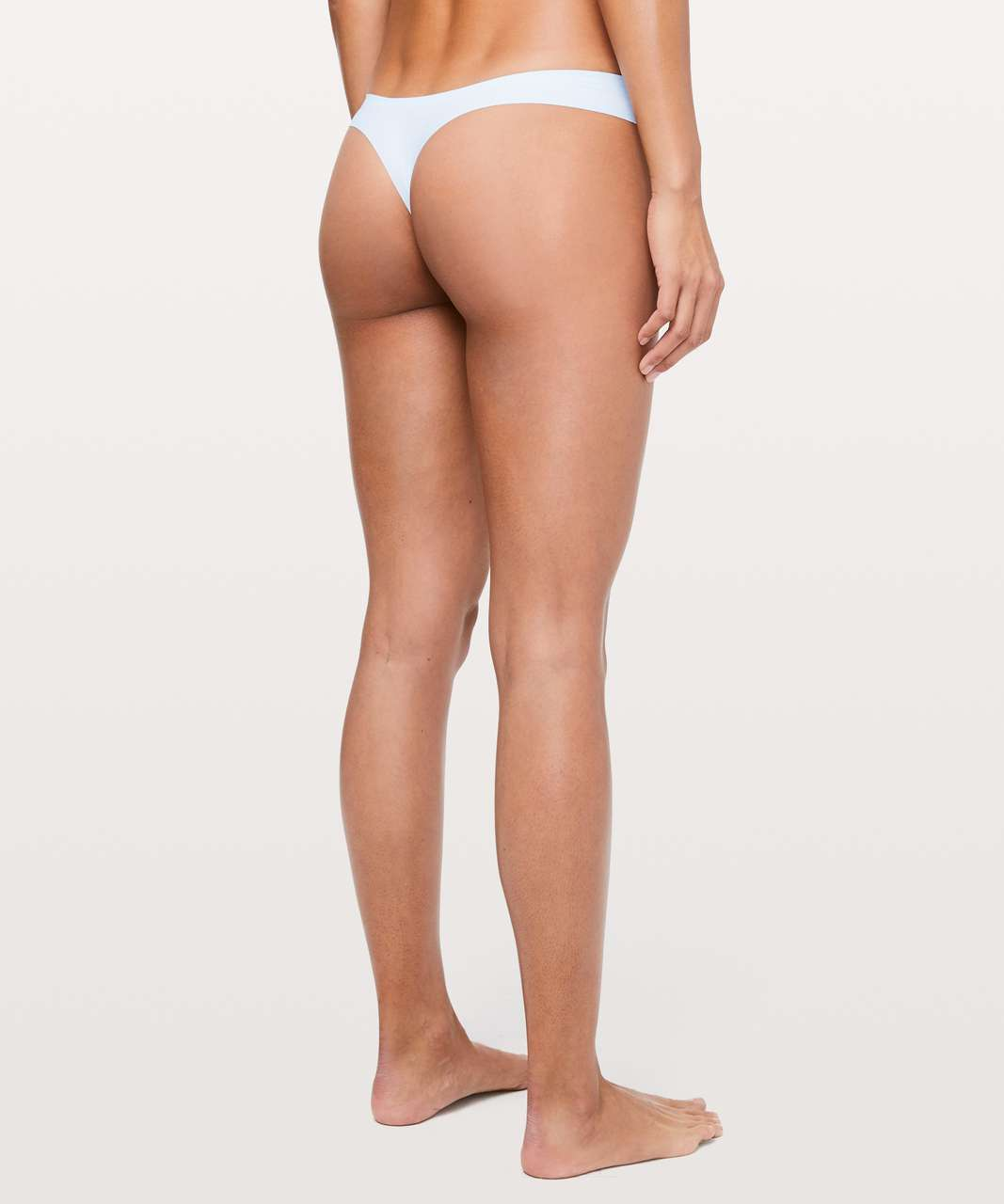 Lululemon Namastay Put Thong II - Sheer Blue