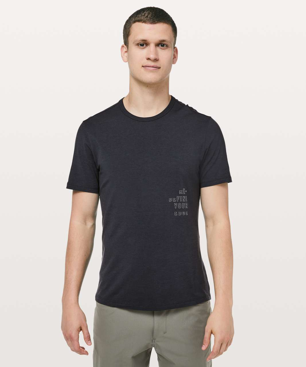 Lululemon 5 Year Basic Tee *Graphic - Obsidian