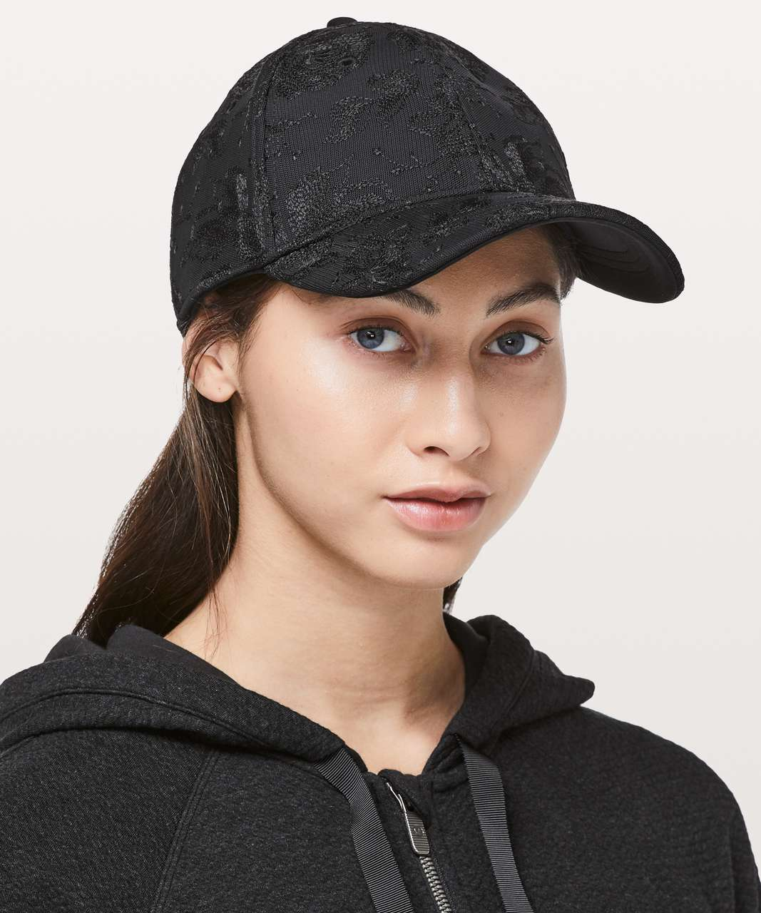 Lululemon Baller Hat *Lace - Black