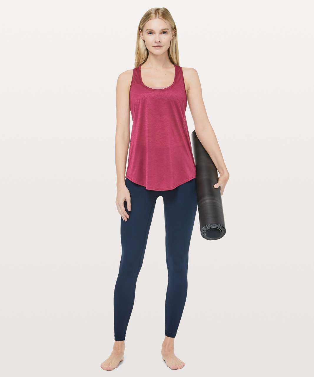 Lululemon All Love Tank - Star Ruby