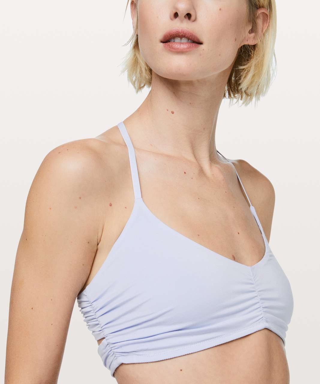 Lululemon Simply There Bralette - Serene Blue