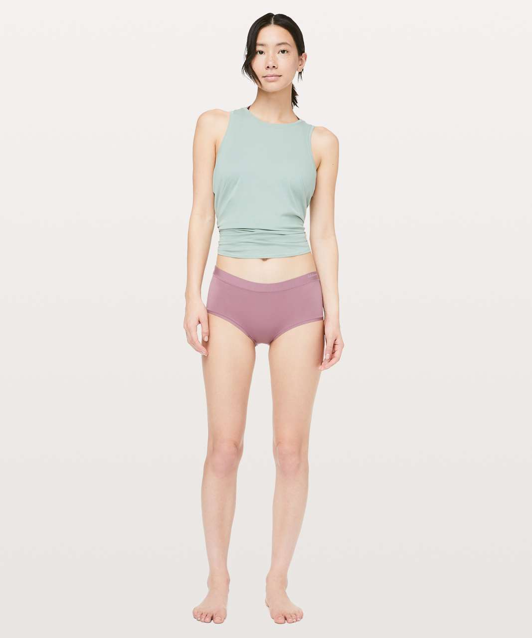 Lululemon Simply There Boyshort - Figue