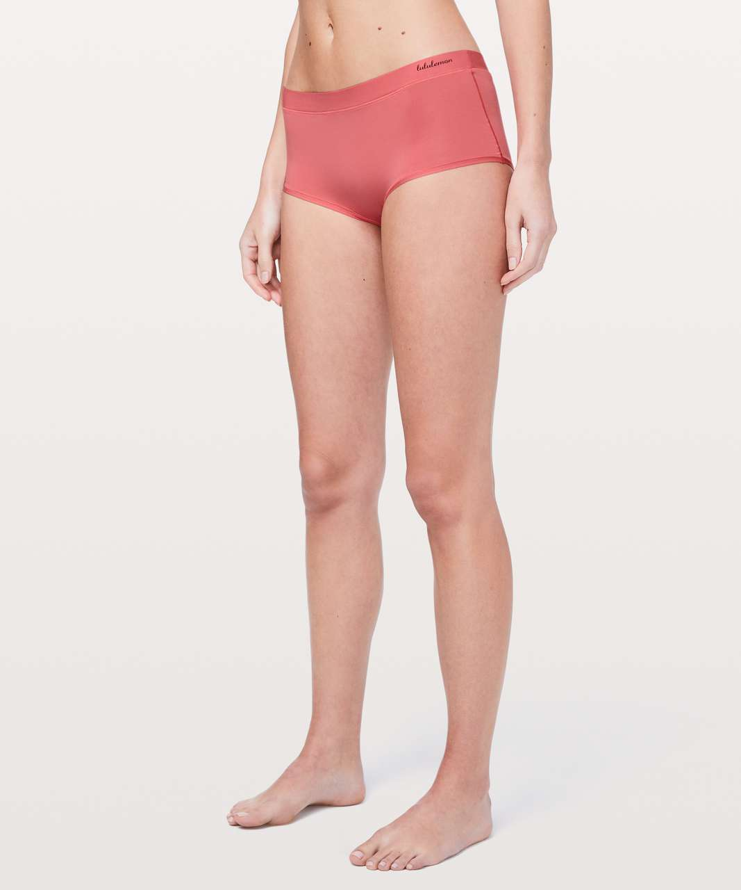 a53bc817f Lululemon Simply There Boyshort - Blush Coral - lulu fanatics