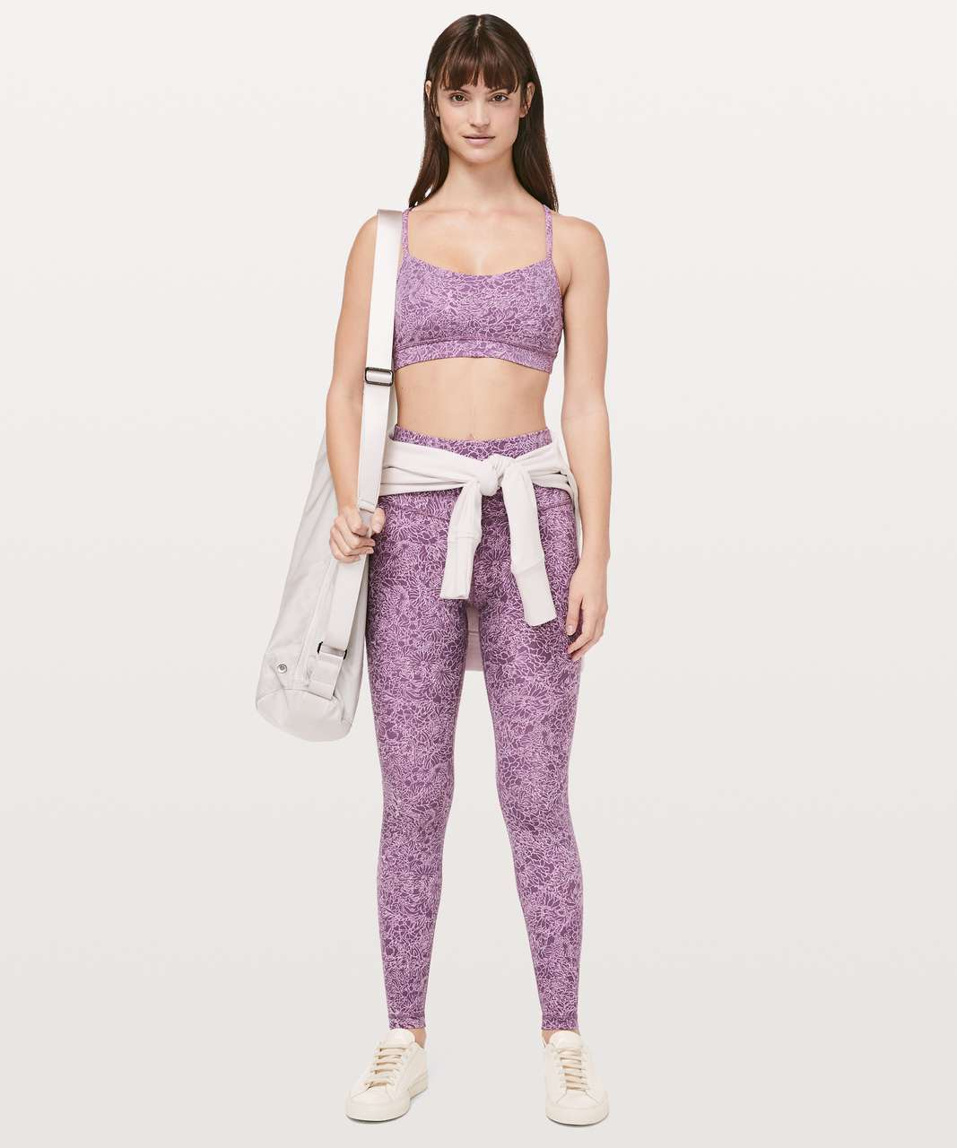 "Lululemon Align Pant *Full Length 28"" - Arabesque Antoinette Smoky Quartz"