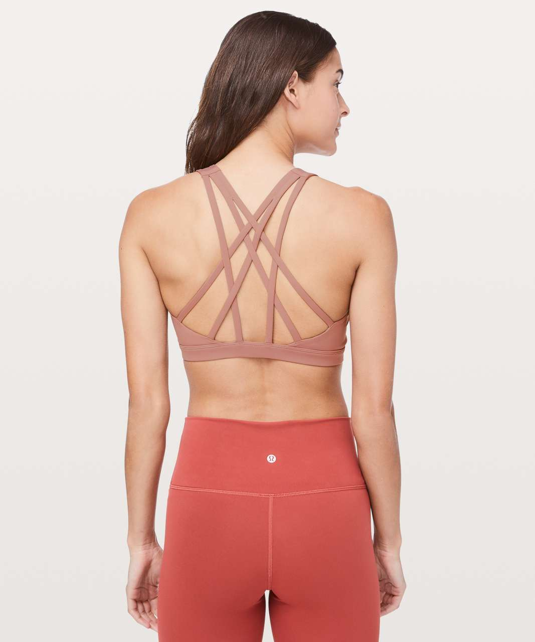 Lululemon Free To Be Serene Bra - Copper Coil