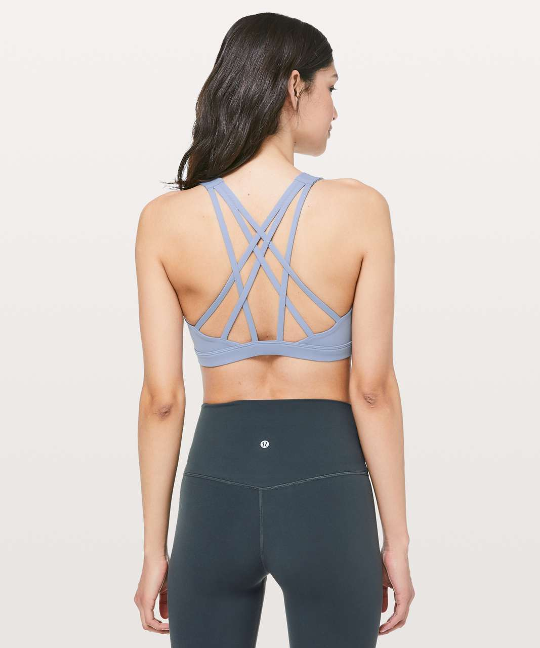 Lululemon Free To Be Serene Bra - Cascade Blue