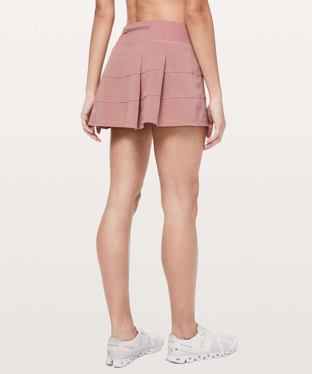 "Lululemon Pace Rival Skirt (Regular) *4-way Stretch 13"" - Copper Coil"