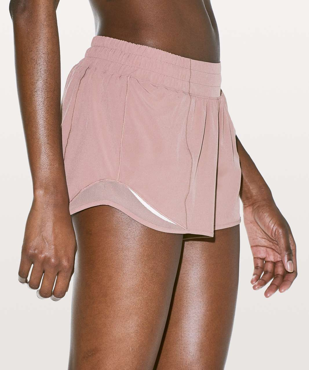 "Lululemon Hotty Hot Short II *Long 4"" - Copper Coil"