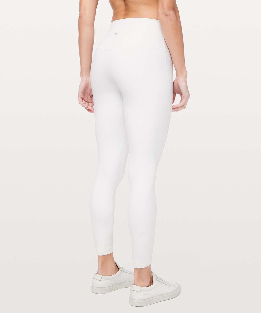 "Lululemon Align Pant II *25"" - White"