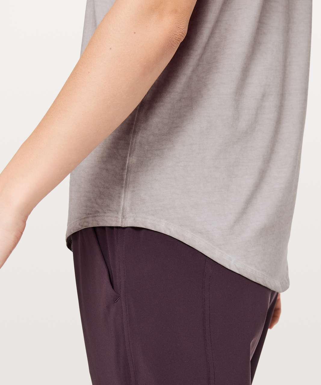 Lululemon Love Crew *Fade - Washed French Clay