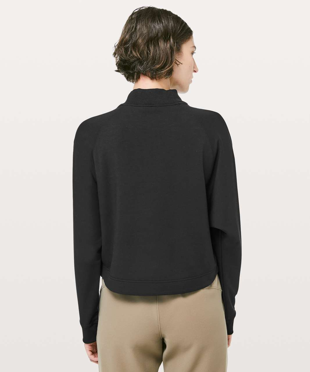 Lululemon Up High Pullover - Black