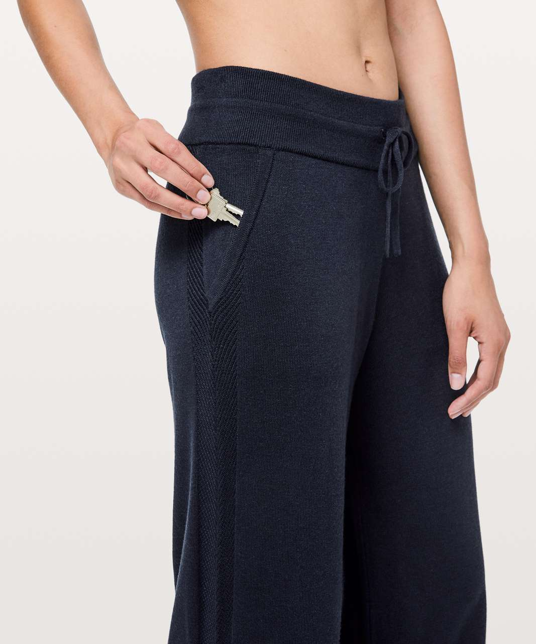 Lululemon In The Comfort Zone Pant - True Navy