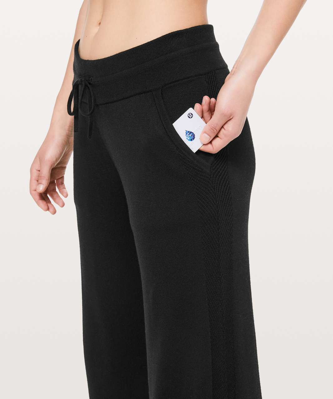 Lululemon In The Comfort Zone Pant - Black