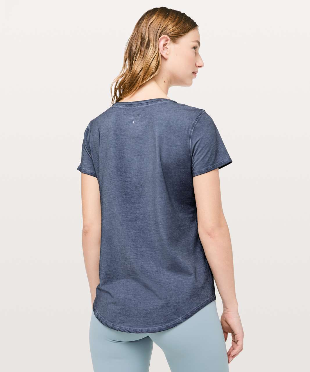 Lululemon Love Tee *Fade - Washed Moon Blue