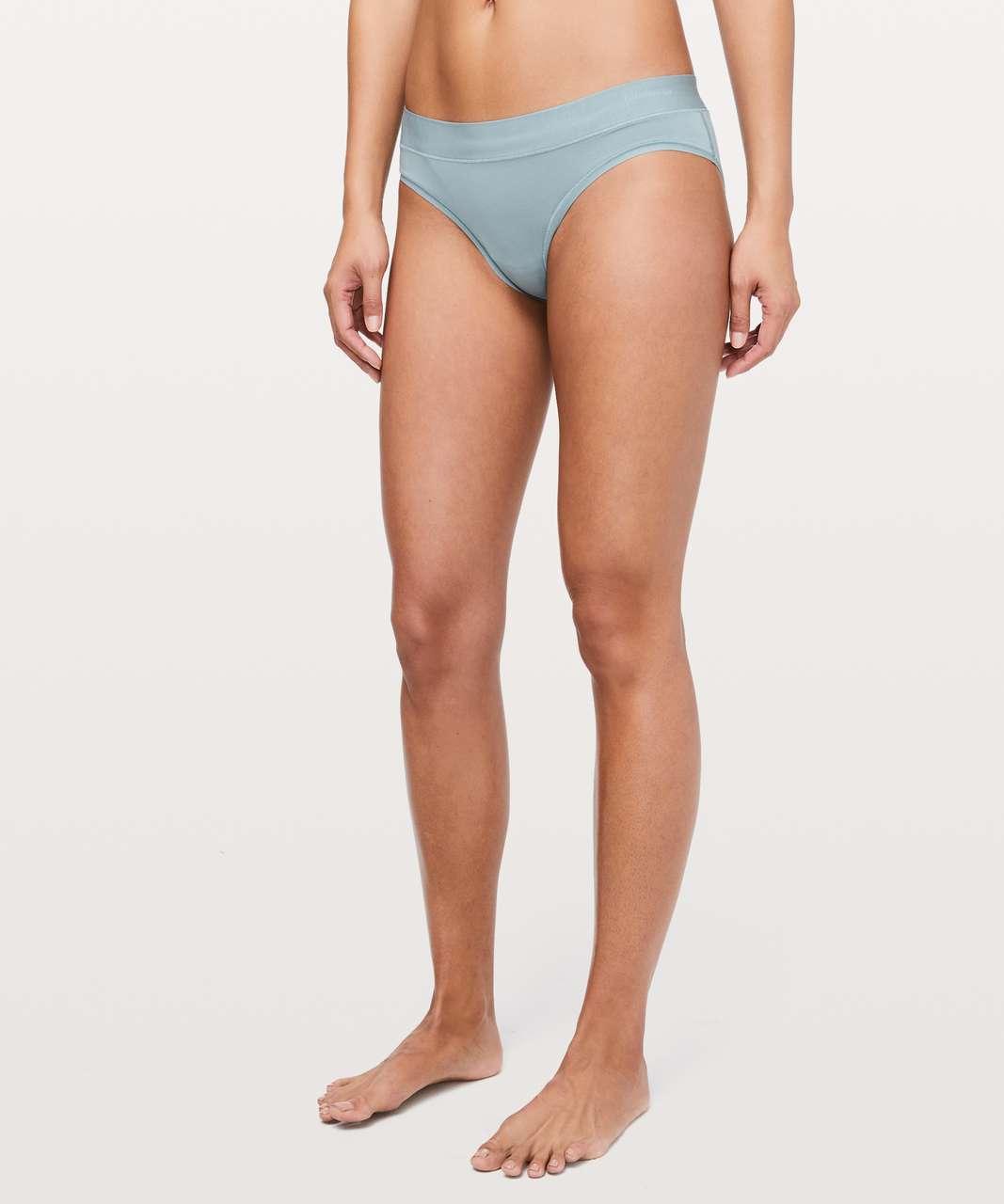 Lululemon Mula Bandhawear Bikini *3 Pack - Pink Glow / Washed Marble Alpine White Silverscreen / Blue Cast