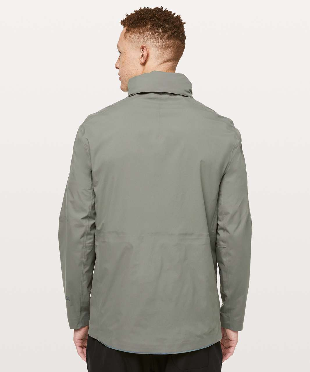 Lululemon Storm Field Jacket - Grey Sage
