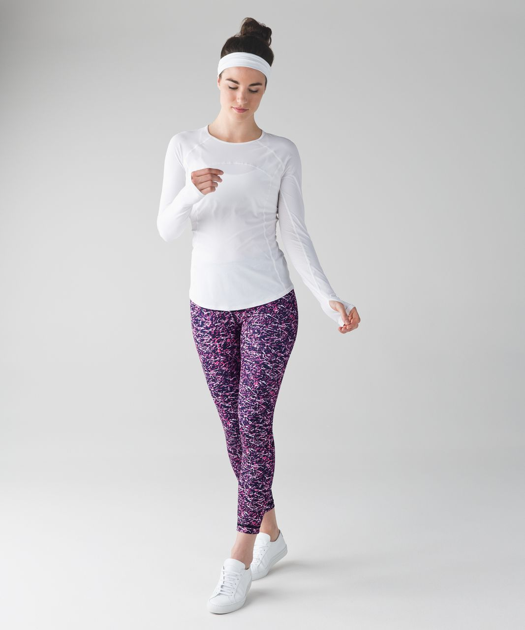 Lululemon High Times Pant - Mini Ripple Boom Juice Multi