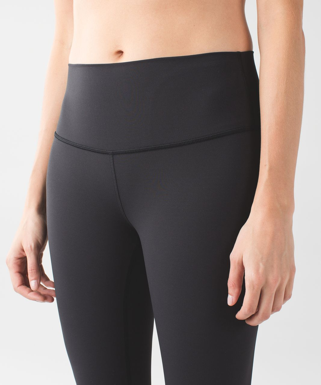 Lululemon High Times Pant (Brushed) - Black