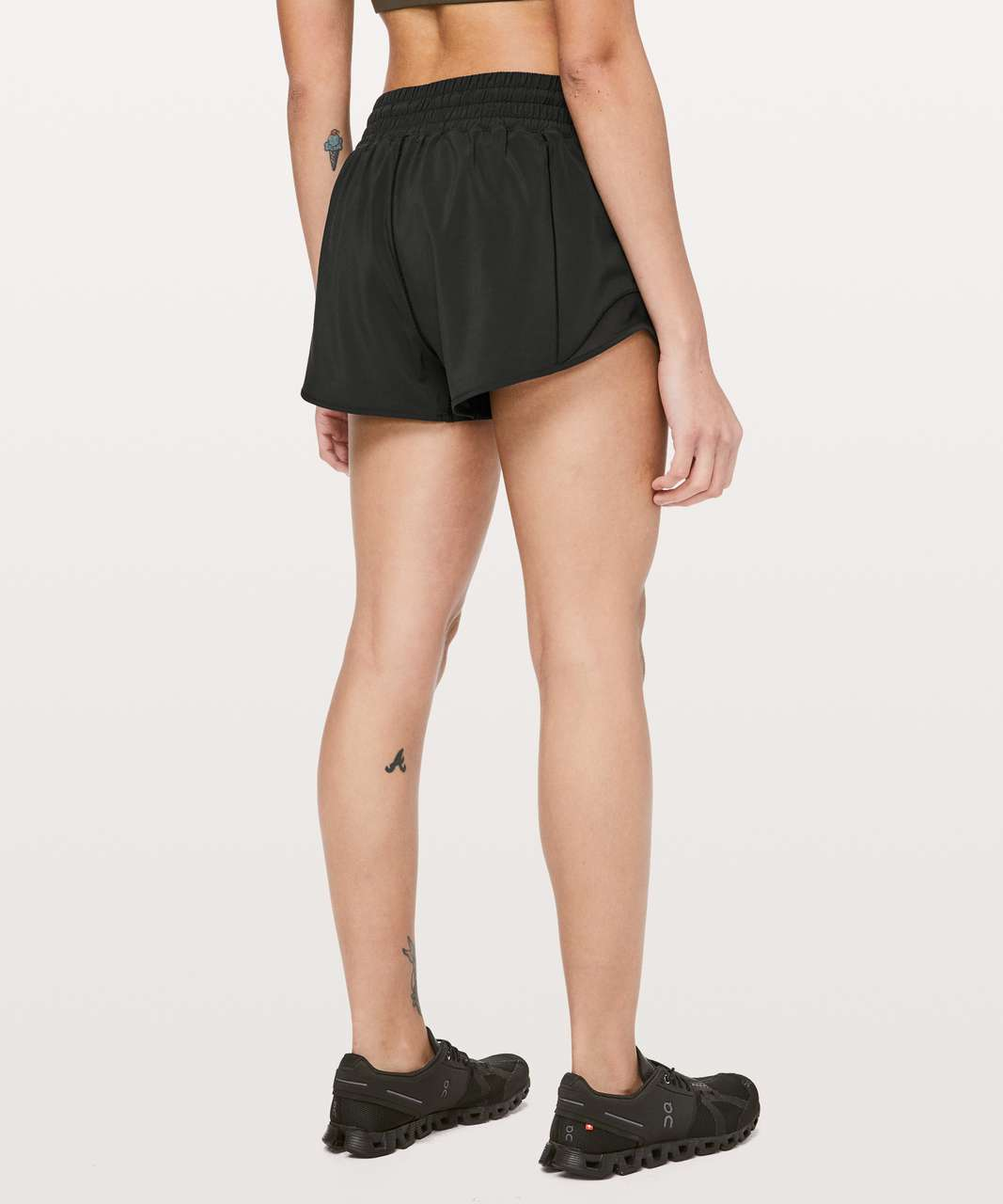 "Lululemon Hotty Hot Short *High-Rise 2.5"" - Black"