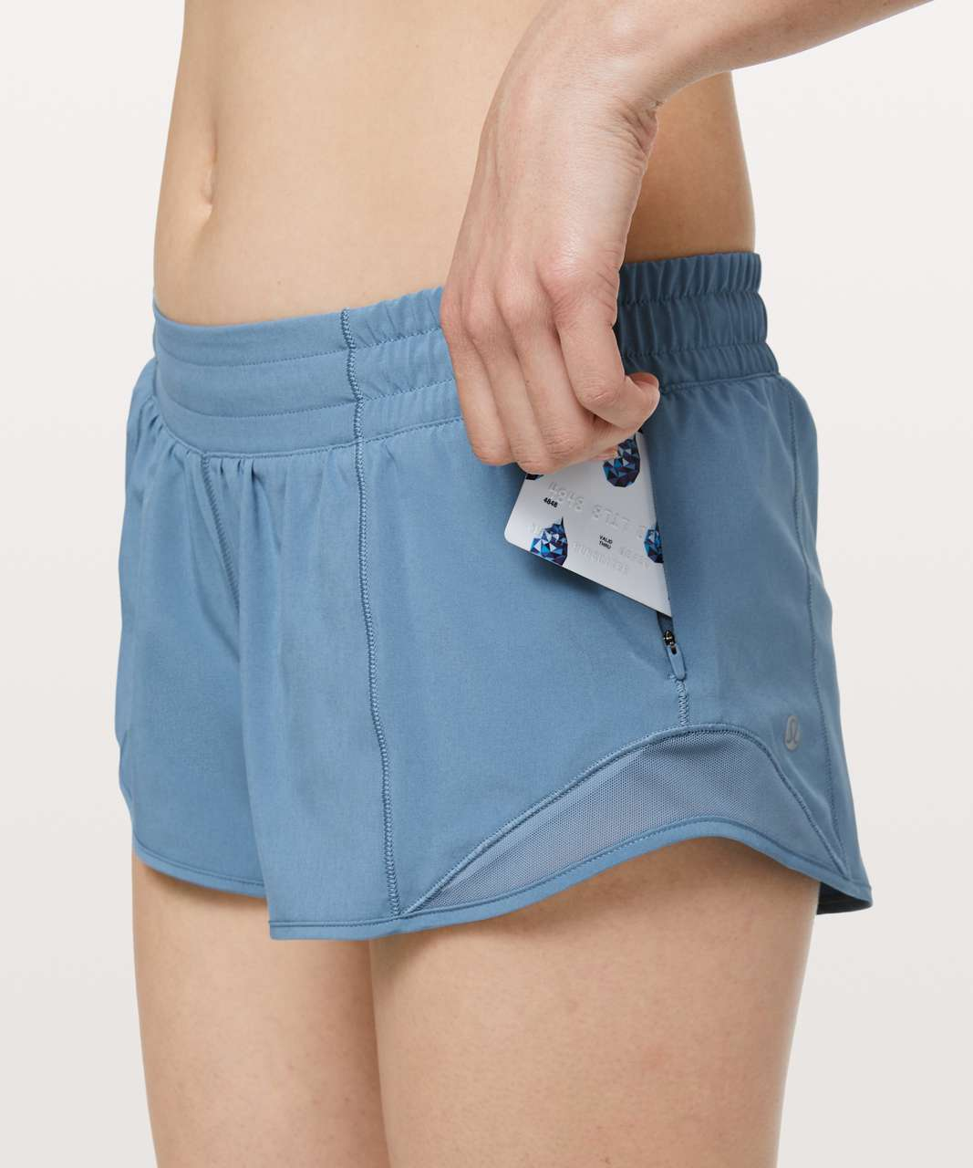 "Lululemon Hotty Hot Short II *2.5"" - Utility Blue"