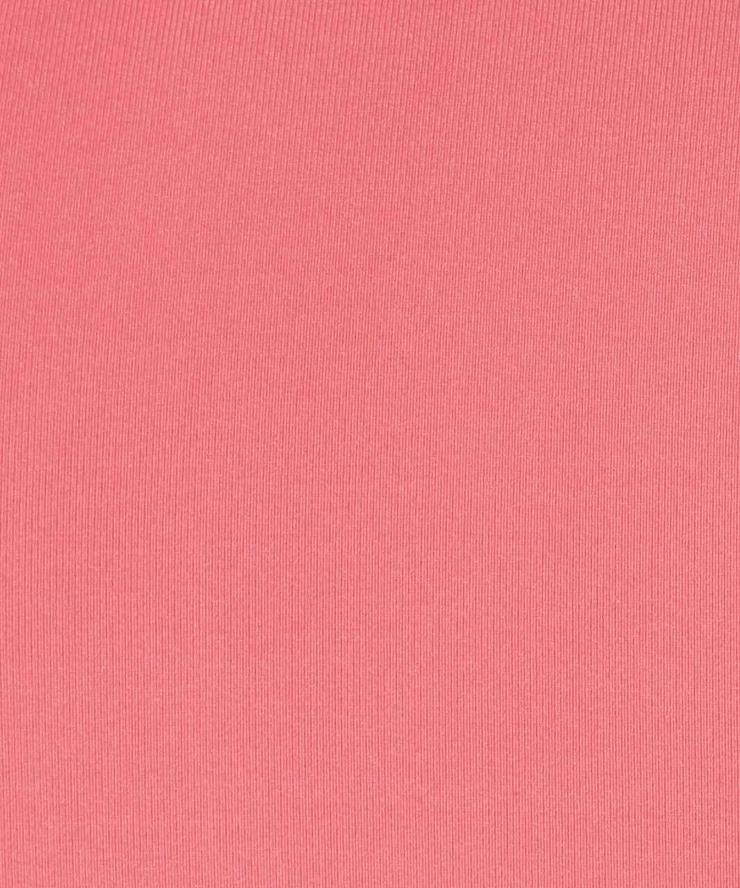 Lululemon Free To Be Serene Bra - Blush Coral