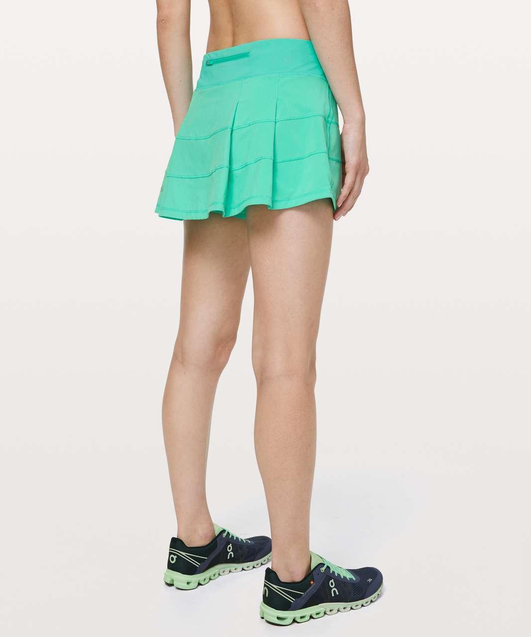 "Lululemon Pace Rival Skirt (Regular) *4-way Stretch 13"" - Bali Breeze"
