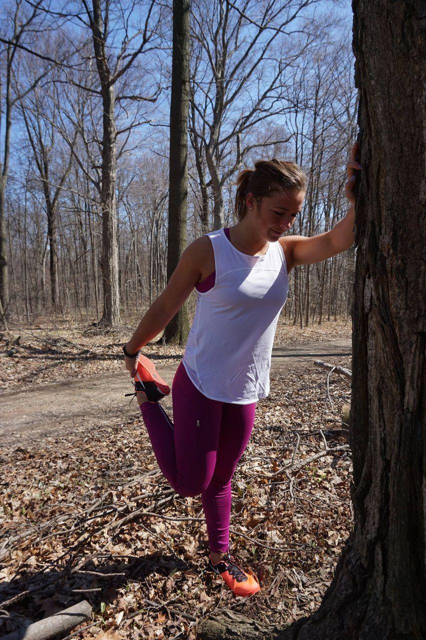 Lululemon Making Moves Tight - Regal Plum