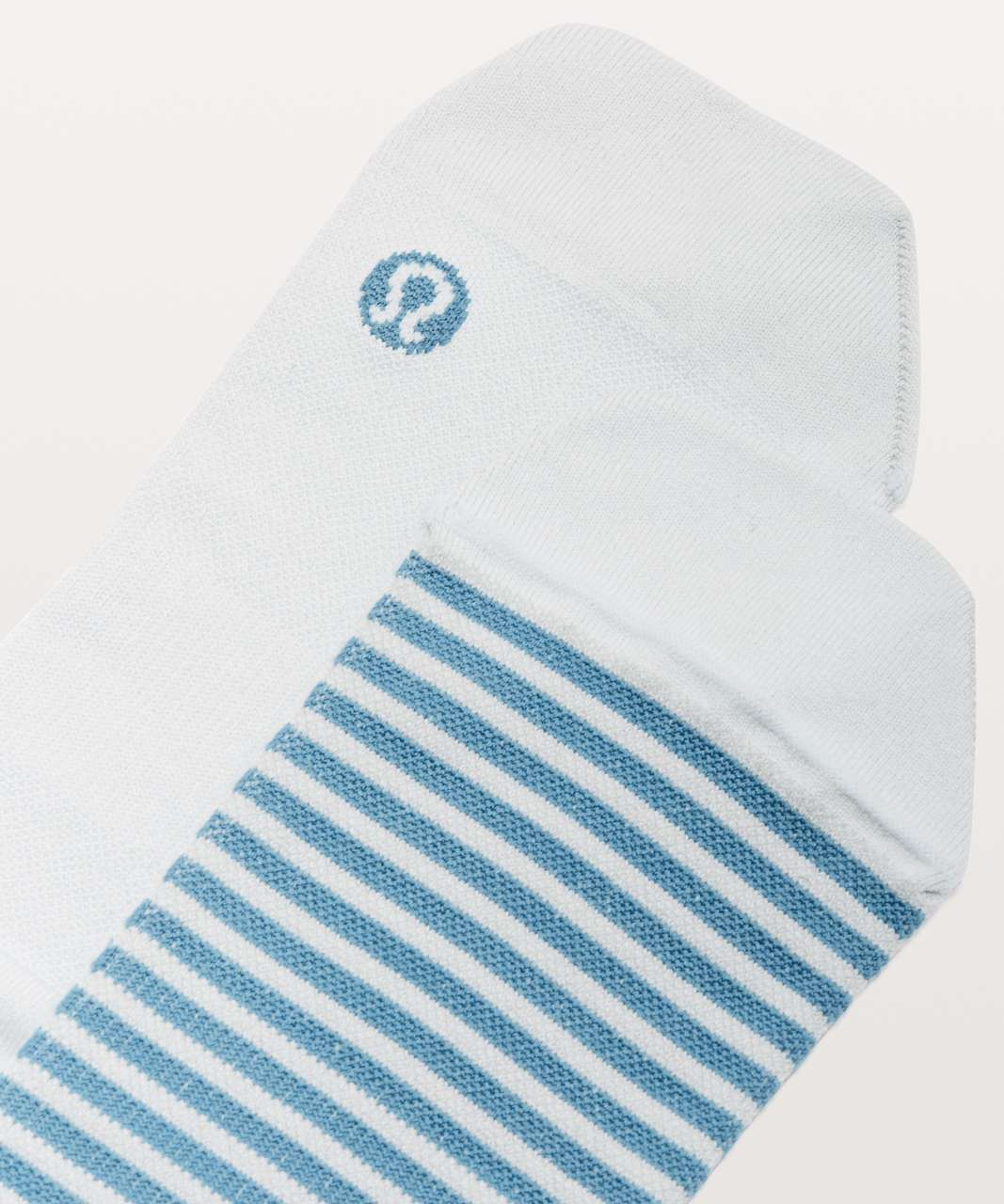 Lululemon Light Speed Sock *Silver - Sheer Blue / Marlin