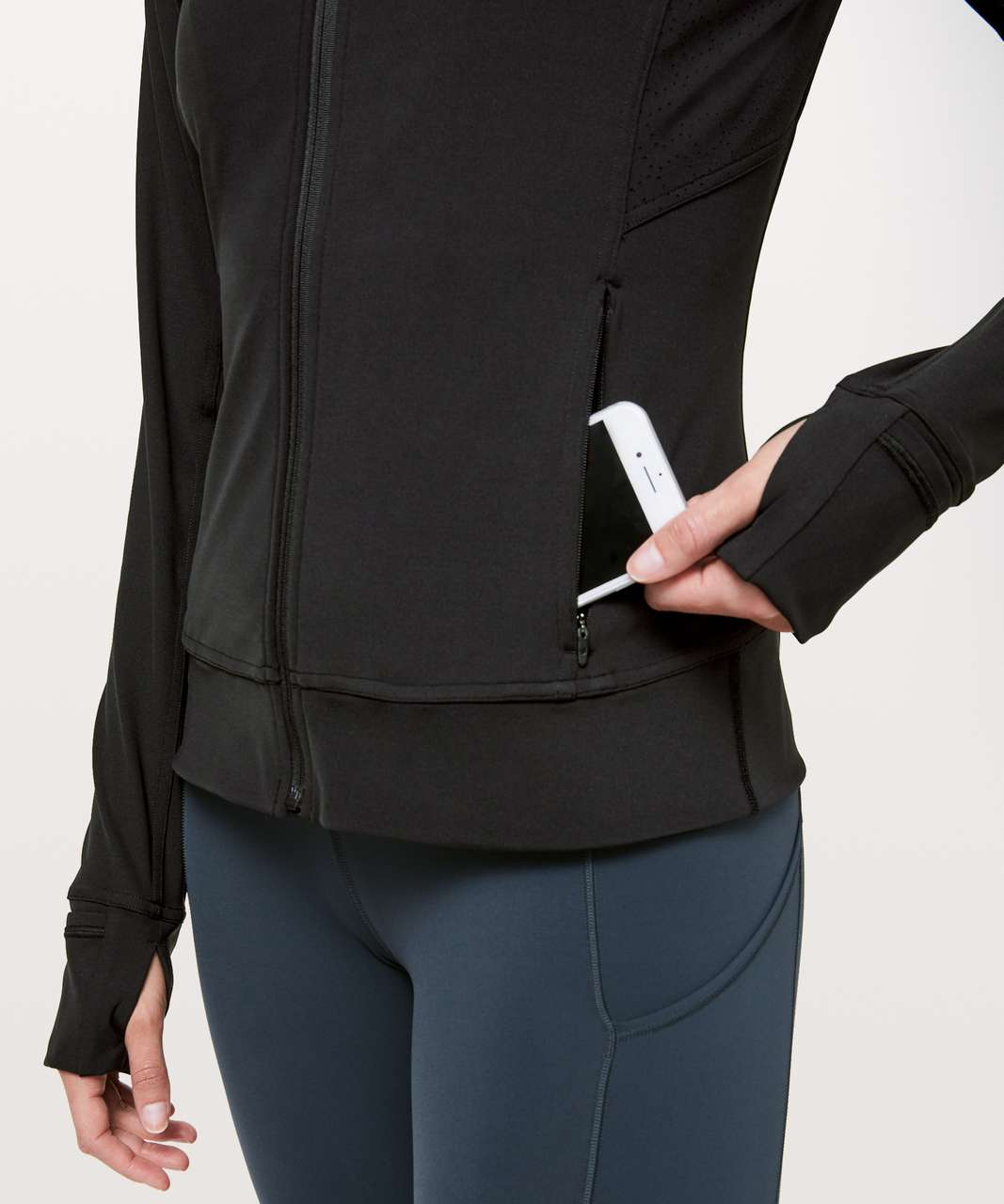 Lululemon Dash Into Dusk Jacket - Black