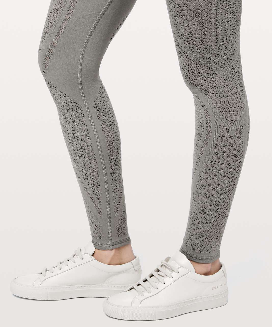 Lululemon Reveal Tight *Mindful Motion - Carbon Dust