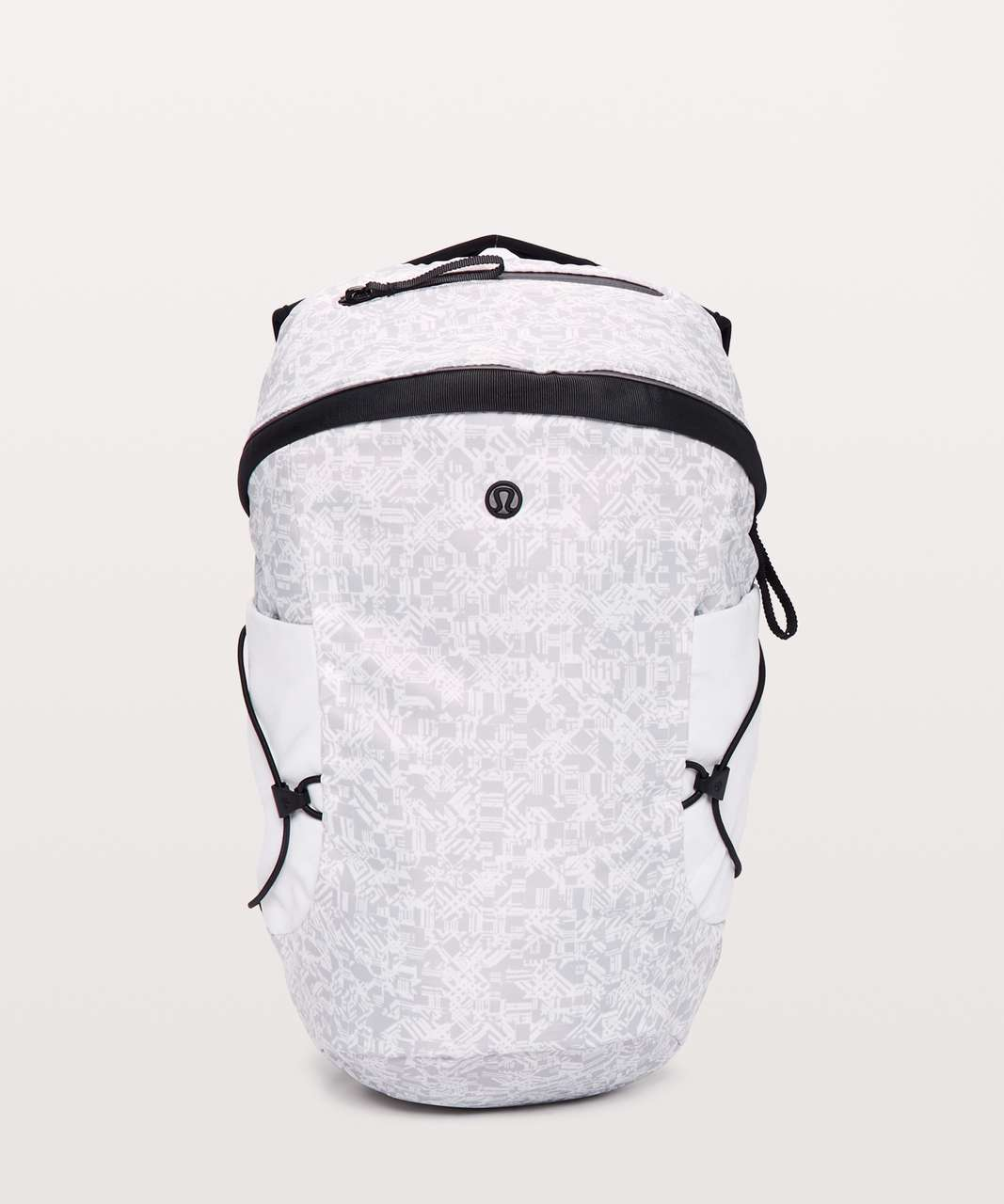 Lululemon Run All Day Backpack II *Womens Fit 13L - Prism Dash Alpine White French Clay / French Clay