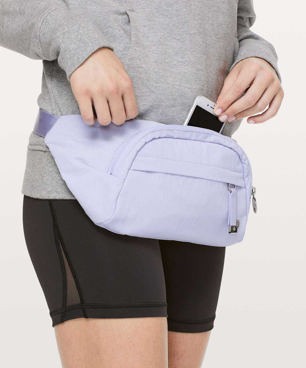Lululemon On The Beat Belt Bag *4.5L - Serene Blue